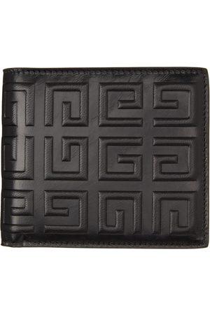 Givenchy Black 4G Coin Wallet