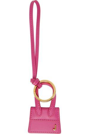 Jacquemus Pink La Montagne 'Le Porte Clés Chiquito' Keychain