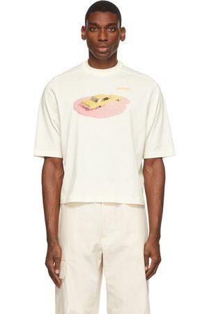 Jacquemus Off-White La Montagne 'Le T-Shirt Voiture' T-Shirt
