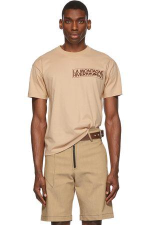 Jacquemus La Montagne 'Le T-Shirt Montagne' T-Shirt