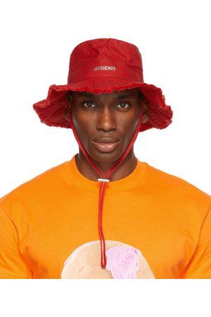 Jacquemus La Montagne 'Le Bob Artichaut' Bucket Hat