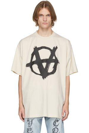 Vetements Off-White Double Anarchy T-Shirt