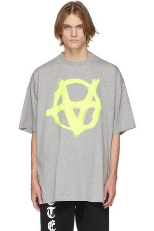 Vetements Double Anarchy T-Shirt