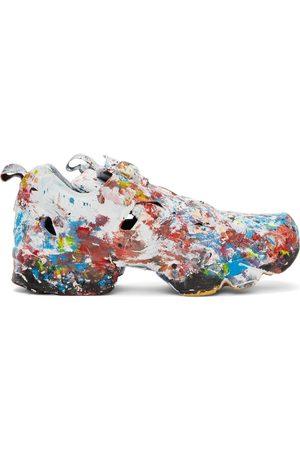 Vetements Multicolor Reebok Edition 'The Masterpiece' Instapump Sneakers