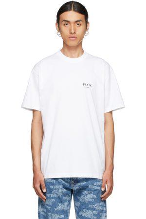 Vetements Definition 'Fuck' T-Shirt