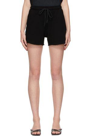 Cotton Citizen Black Brooklyn Shorts