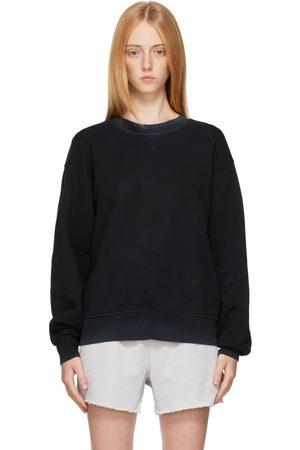 Cotton Citizen Black Brooklyn Oversized Sweatshirt
