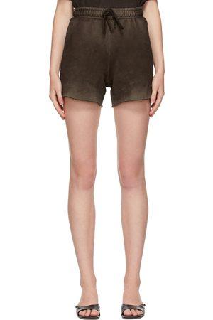 Cotton Citizen Women Shorts - Brown Brooklyn Shorts