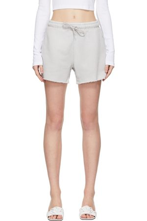 Cotton Citizen Women Shorts - Grey Brooklyn Shorts