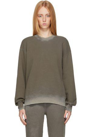 Cotton Citizen Women Sweatshirts - Taupe Brooklyn Oversized Sweatshirt