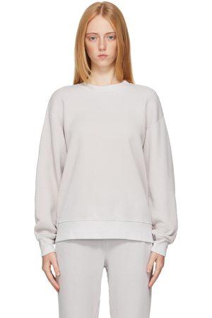 Cotton Citizen Grey Brooklyn Oversized Sweatshirt