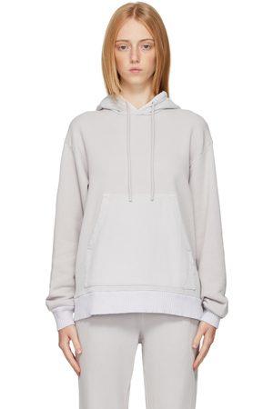 Cotton Citizen Women Hoodies - Grey Brooklyn Oversized Hoodie