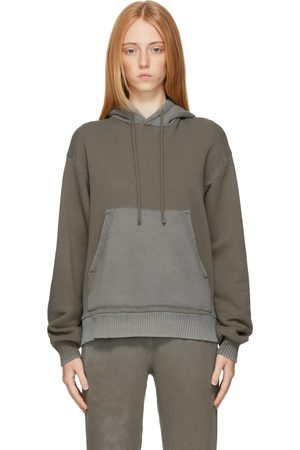 Cotton Citizen Taupe Brooklyn Oversized Hoodie
