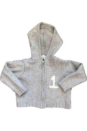 Dior Grey Wool Knitwear