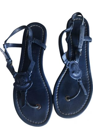 Moncler Leather Sandals