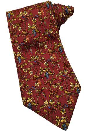 Dior Multicolour Silk Ties