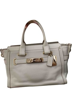 Coach Signature Sufflette leather handbag