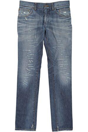 Dolce & Gabbana Men Jeans - Cotton Jeans