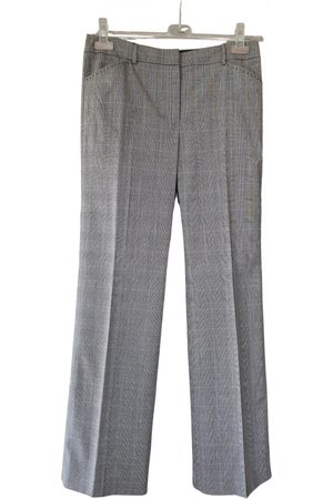 ELIE TAHARI Polyester Trousers