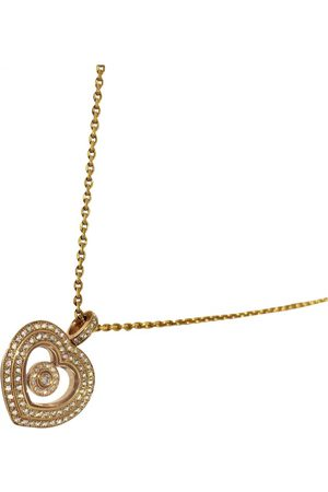 Chopard Gold Necklaces