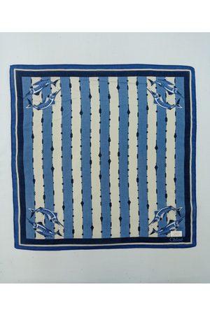 Chloé Cotton Scarves & Pocket Squares
