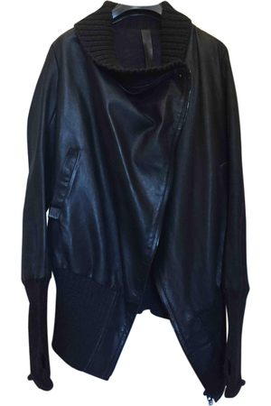 ISAAC SELLAM EXPERIENCE Leather Leather Jackets