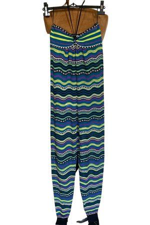 M Missoni Multicolour Cotton Jumpsuits