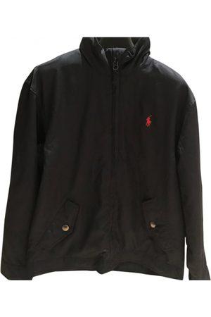 Polo Ralph Lauren Navy Polyester Jackets & Coats