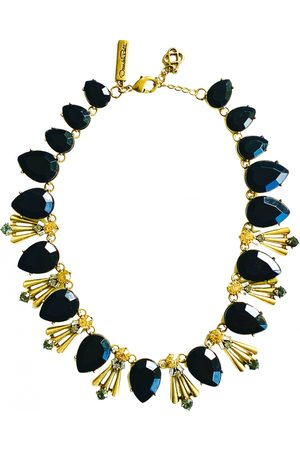 Oscar de la Renta Crystal Necklaces