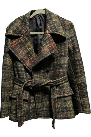 Bottega Veneta Multicolour Wool Coats