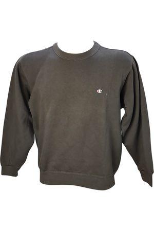 Champion Grey Cotton Knitwear & Sweatshirt