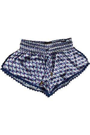 Studio Paloma Silk Shorts