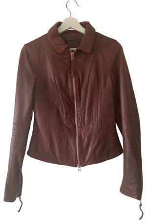 DNA Women Leather Jackets - Leather biker jacket