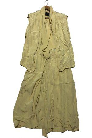 Alexander Wang Silk Trench Coats