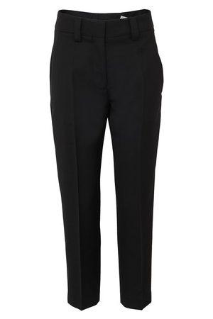 Acne Studios Women Pants - Tapered wool-blend trouser