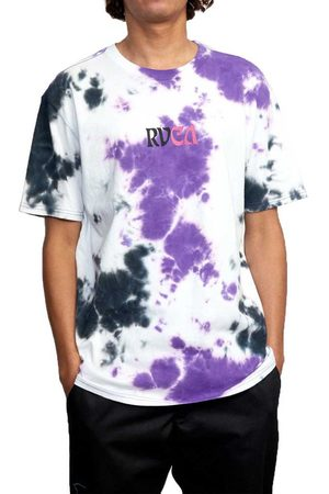 RVCA Vortex Short Sleeve T-shirt XL Iris