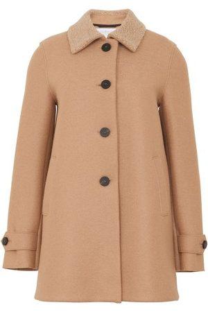 Harris Wharf London Women Coats - Loden coat