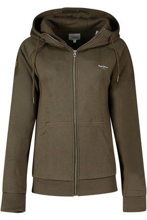 Pepe Jeans Anette Full Zip Sweatshirt L Range