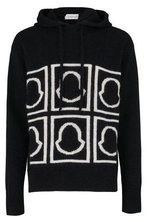 Moncler Men Hoodies - Logo hoodie