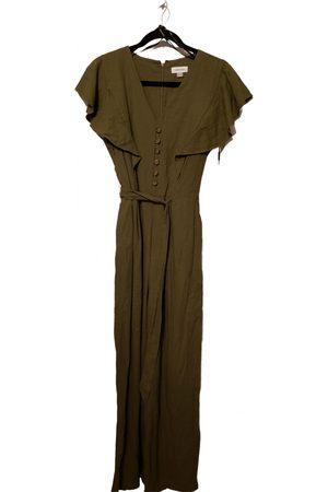 Calvin Klein Linen Jumpsuits