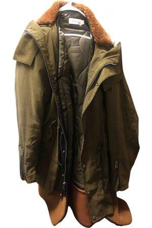 Coach Cotton Coat