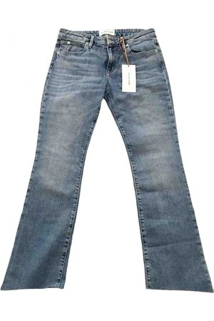 SLVRLAKE Cotton - elasthane Jeans
