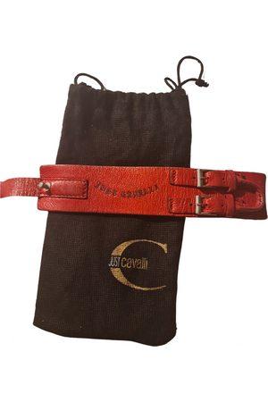 Roberto Cavalli Women Bracelets - Leather bracelet