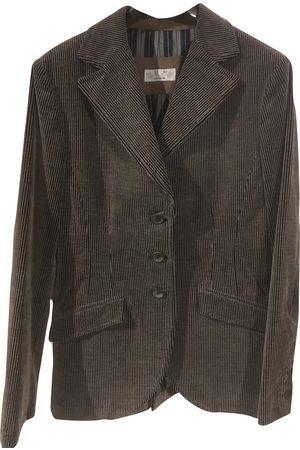 AS29 Grey Velvet Jackets