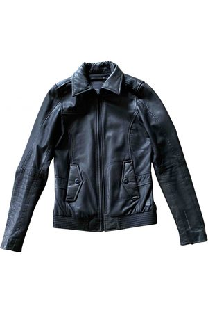 G-Star Leather Leather Jackets