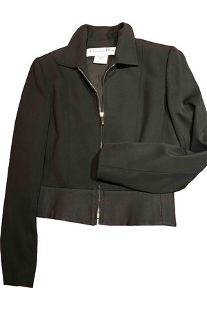 Dior Wool Leather Jackets