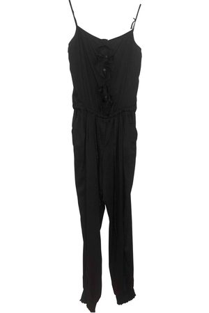 Dolce & Gabbana Silk Jumpsuits