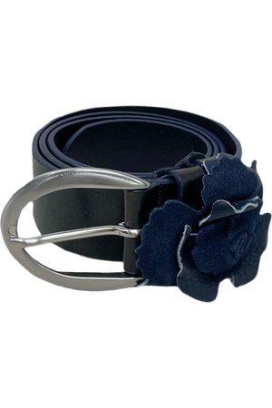 Max Mara Weekend Leather belt