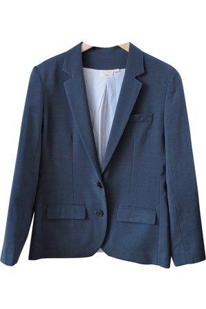 Soeur Anthracite Wool Jackets