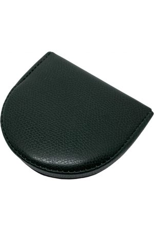 VALEXTRA Leather Small Bags\, Wallets & Cases